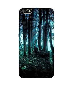 Deep Dark Forest Huawei Honor 4X Case