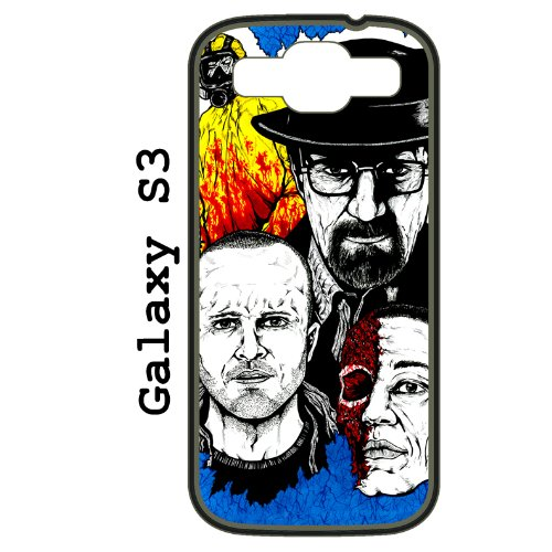 Breaking Bad Soft Silicone Rubber Skin Case Cover For Samsung Galaxy S3 Siii By Old School