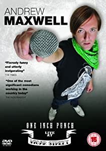 Andrew Maxwell: One Inch Punch - Live at Vicar Street [DVD]