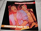 THE ROLLING STONES EUROPEAN TOUR '82 [wrp title] Amazon.com