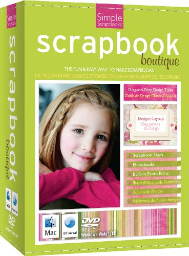 Simple Scrapbooks En/Fr