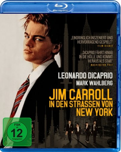 Jim Carroll - In den Straßen von New York [Blu-ray]