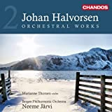 Halvorsen: Orchestral Works 2 (Suite Ancienne/ Norwegian Dances/ Symphony No.2) Bergen PO
