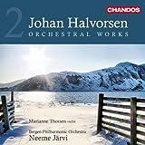 Halvorsen: Orchestral Works 2 (Suite Ancienne/ Norwegian Dances/ Symphony No.2) Bergen PO
