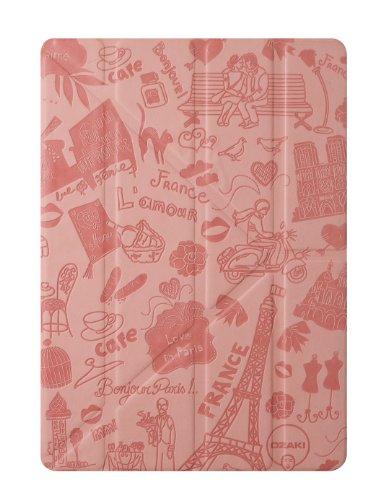 OZAKI O!coat Slim-Y Travel for iPad Air Paris