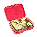 Yumbox Leakproof Bento Lunch Box Container (Anguria Pink) for Kids and Adults