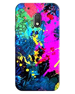 Back Cover for Motorola Moto G4 Play By FurnishFantasy
