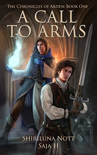A Call To Arms by Shiriluna Nott & SaJa H. ebook deal