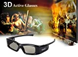 IR&BT 3D Active Glasses for