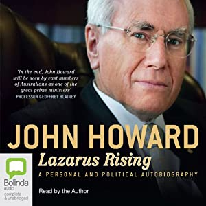Lazarus Rising Audiobook