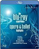 ブルーレイ体験サンプラー ブルーレイで楽しむオペラ&バレエ映像ダイジェスト集 [Blu-ray] [Import]