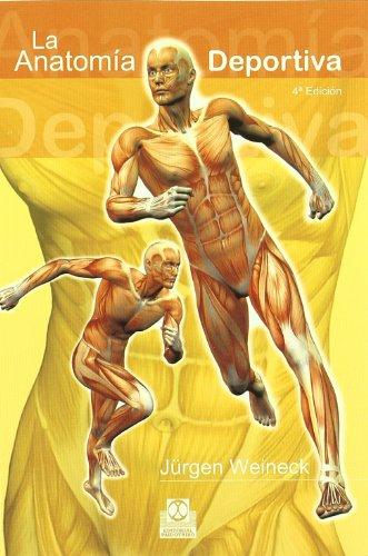 La Anatomia Deportiva (Spanish Edition)