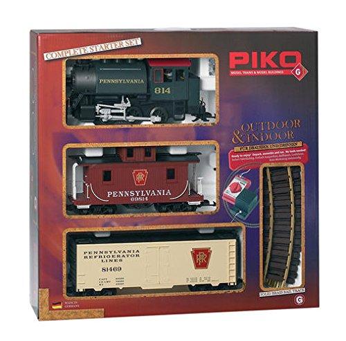 PENNSYLVANIA STARTER SET - PIKO G SCALE MODEL TRAIN SET 38103