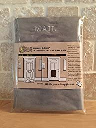 SNAIL SAKK: Mail Catcher For Mail Slots - GRAY (2nd Quality)