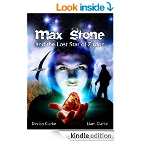 Max Stone and the lost star of Zirdon