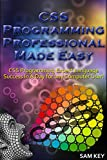 CSS Programming Professional Made Easy: Expert CSS Programming Language Success in a Day for any Computer User! (CSS Progr...
