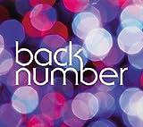 シャンデリア(初回限定盤B) - back number