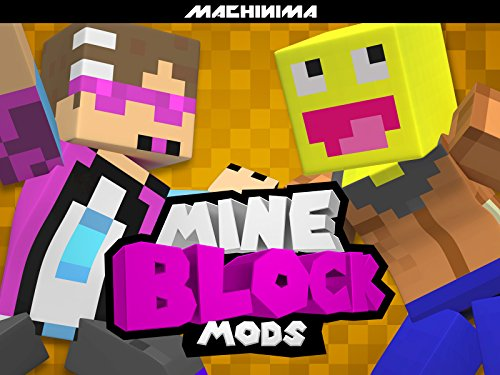 Clip: Mine Block: Mods on Amazon Prime Video UK