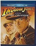Indiana Jones and the Last Crusade (Blu-ray Disc, 2013, Digital Copy) NEW