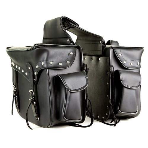 Motorcycle Saddlebags - Waterproof Motorcycle