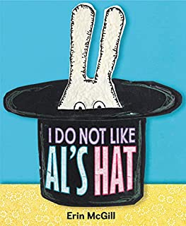Book Cover: I Do Not Like Al's Hat