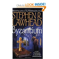 Byzantium by Stephen R. Lawhead