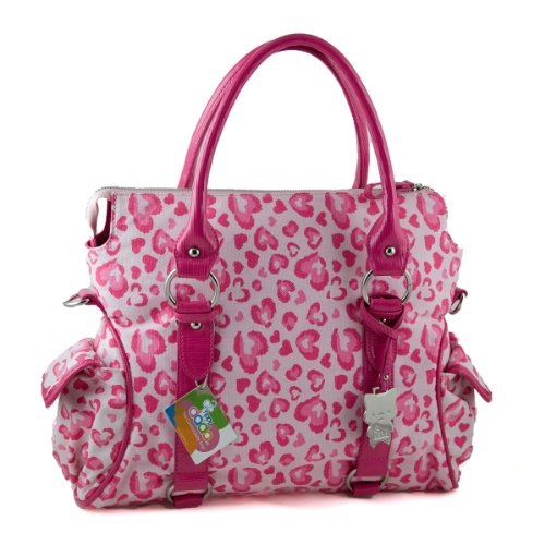 Giorry Yippydada Amore Baby Diaper Bag, Pink