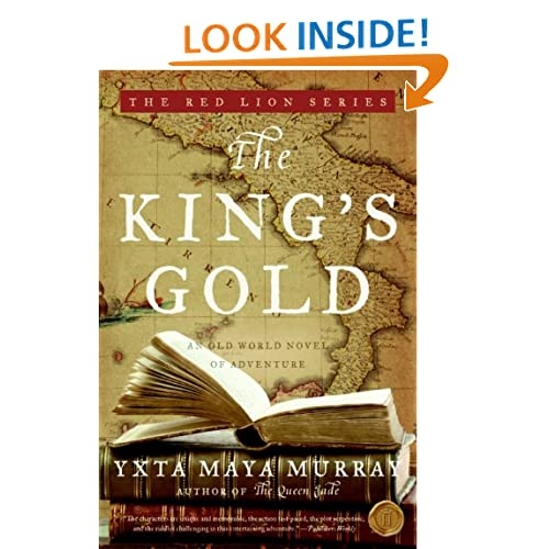 The King's Gold: An Old World Novel of Adventure (Red Lion)