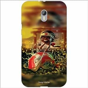 Design Worlds - Motorolla Moto G Turbo Designer Back Cover Case - Multicolo...