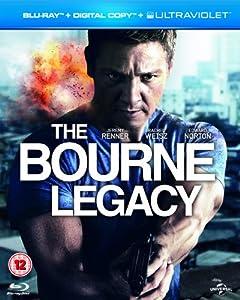 The Bourne Legacy (Blu-ray + Digital Copy + UV Copy) [2012] [Region Free]