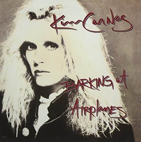 Kim Carnes - Barking At Airplanes - Paper Sleeve - Cd Deluxe Vinyl Replica - Zortam Music
