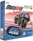 Console Playstation Vita Wifi + Jeu � t�l�charger Moto GP(PS Vita) + Carte M�moire 4 Go