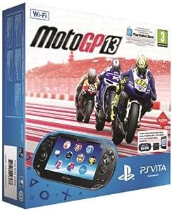 Console Playstation Vita Wifi + Jeu à télécharger Moto GP(PS Vita) + Carte Mémoire 4 Go