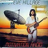 STEVE HILLAGE MOTIVATION RADIO vinyl record