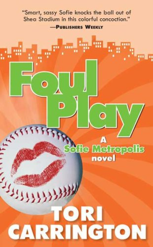 Image for Foul Play: A Sofie Metropolis Novel (Sofie Metropolis)