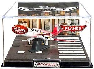 Disney PLANES - ROCHELLE Die Cast Plane - 1:43 Scale