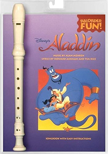 Aladdin [With Recorder] (Recorder Fun!)