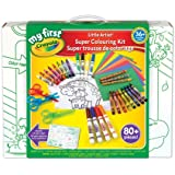 Crayola My First Crayola Little Artist Super Colouring Kit