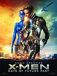 X-Men Days of Future Past - Combo Blu-ray 3D + Blu-ray + DVD - Edition Limitée boitier métal