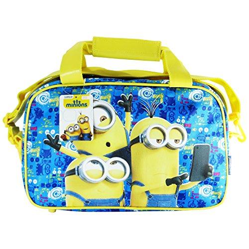 Minions-Selfie-Bag-Handbag-Shoulderbag-Crossbody-Travelbag-Gym