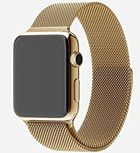 Apple Watch 42mm NEW Apple Watch LIMITED Edition 42mm 24-Karat Gold plated & Matching Band