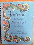 img - for Rosemaling : the Beautiful Norwegian Art Volume 1 : Instructions and Designs book / textbook / text book
