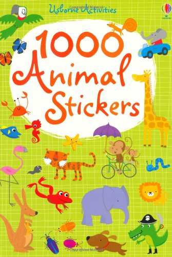 1000 Animal Stickers (1000s of Stickers)