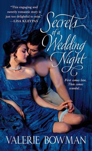 Secrets of a Wedding Night (Secret Brides) by Valerie Bowman