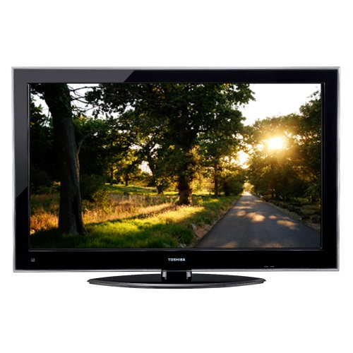Toshiba 55UX600U 55-Inch 1080p 120 Hz LED HDTV with Net TV (Black Gloss)