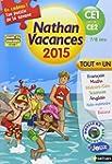 Cahier de vacances - CE1 - CE2 7 - 8 ans