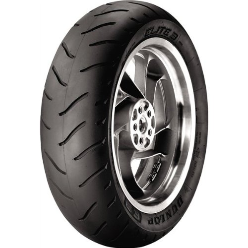 51zddrFS%2B7L Dunlop Elite 3 Radial Touring Tire   Rear   180/70R 16, Tire