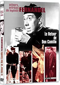 The Return of Don Camillo [DVD]