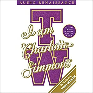 I Am Charlotte Simmons Audiobook