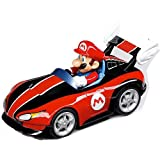Stadlbauer pull back action car Mario Kart Wii Mario